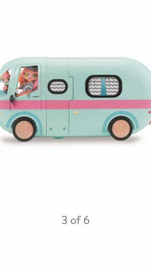Lol surprise omg camper $140 for Sale in El Cajon, CA