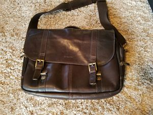 Brown leather satchel - Samsonite for Sale in Denver, CO