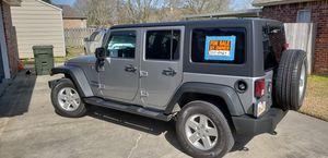 Jeep wrangler for Sale in Prairieville, LA