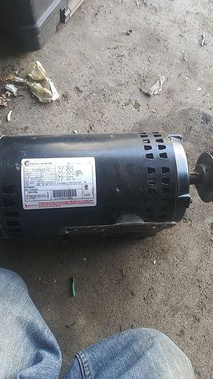 3 phase 5 horsepower motor for Sale in Detroit, MI