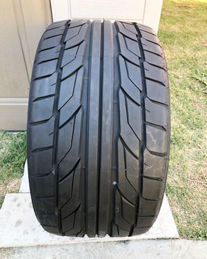 275/35/20 nitto nt555 G2 brand new single tire for Sale in South Gate, CA