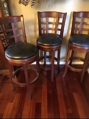 Solid Wood Bar Stools for Sale in La Plata, MD