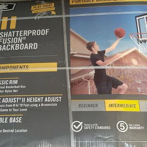 Outdoor Basketball Set Up for Sale in Chandler, AZ