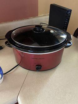 Crock pot for Sale in Conley,  GA