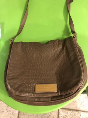 Authentic Marc By Marc Jacobs Messanger Bag Cash only no returns for Sale in Sterling Heights, MI