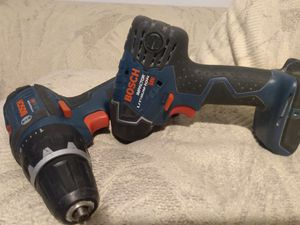 Impact wrench bosch for Sale in TEMPLE TERR, FL