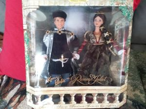 KEN AND BARBIE ROMEO AND JULIET for Sale in Raccoon Ford, VA