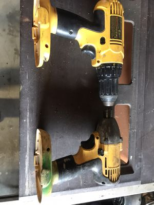 DEWALT 18v drill and impact tools only for Sale in Glendora, CA