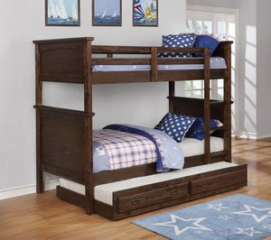Twin/Twin Bunk Bed Mattress not included $299 for Sale in Harbor City, CA