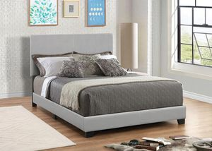 Queen upholstered bed frame for Sale in Antioch, CA
