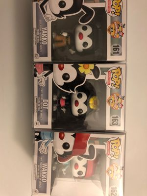 Animaniacs funko pops for Sale in OH, US