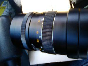 HANIMAR Camera lens for Sale in Fallbrook, CA