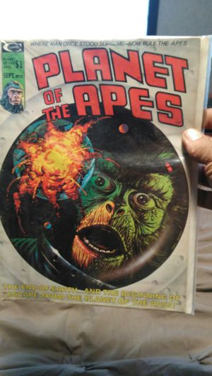 Planet of the Apes comic book for Sale in Hilliard, OH