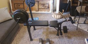 Workout bench for Sale in Harper Woods, MI