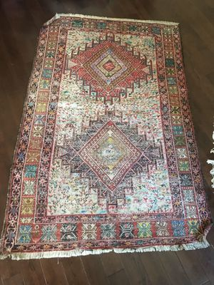 Antique caucasian kilim silk for Sale in Los Angeles, CA