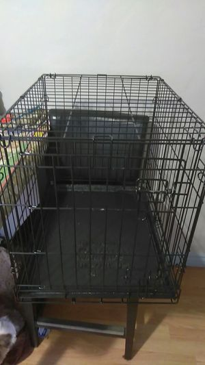 Small dog crate only used For two weeks...too small for my dog's for Sale in San Diego, CA