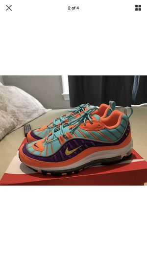 Air max 98 cone size 9.5 for Sale in College Park, MD