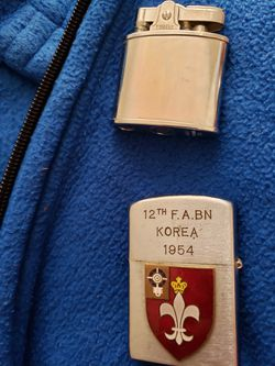 Firefly lighter n 1954 korea lighter for Sale in Milwaukee,  WI