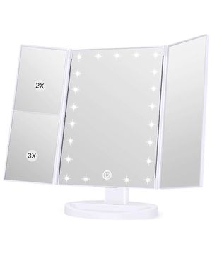 KOOLORBS Makeup 21 Led Vanity Mirror with Lights for Sale in Queens, NY