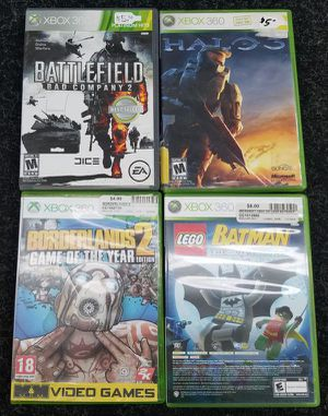 Xbox 360 games for Sale in Clearwater, FL