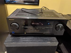 Pioneer AV Receiver with PSB Speakers for Sale in Plainfield, IL