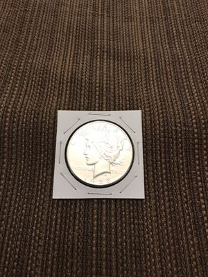 1923 Peace Silver Dollar for Sale in Houma, LA