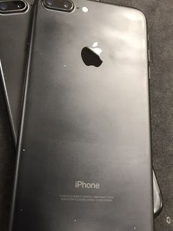 Iphone 7plus 32gb Unlocked for Sale in Somerville,  MA