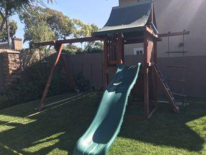 Kids Creation Swing/play set for Sale in Huntington Beach, CA