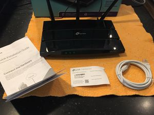 wireless router - top rated - AC1750 TP Link for Sale in Atlanta, GA