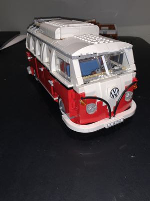 LEGO 10220 Volkswagen T1 Camper Van Creator Expert for Sale in Oklahoma City, OK