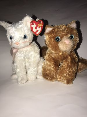 Cat TY Beanie Baby & Cat Aurora for Sale in Elgin, TX