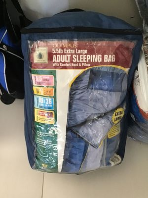 Sleeping bag for Sale in Miami, FL