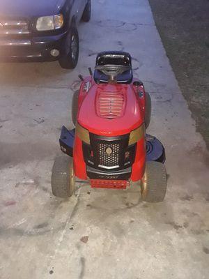 "troy bilt 17.5hp 42""deck automatic transmission for Sale in Lawrenceville, GA"
