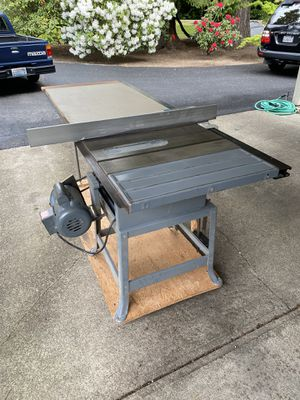 Rockwell Table Saw for Sale in Tacoma, WA