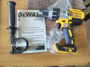 Dewalt 20v Max XR 3-Speed Premium Hammer Drill Tool Only New for Sale in San Diego, CA