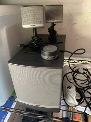 BOSE speakers for Sale in Orland Park, IL