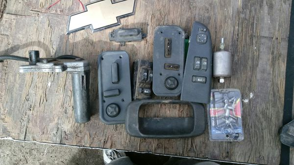 99 to 2002 truck parts