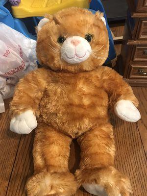 build a bear orange cat for Sale in Fort Wayne, IN
