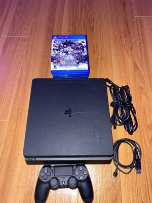 PS4 PlayStation 4 slim 1TB 2 MONTHS OLD! for Sale in Santa Ana, CA