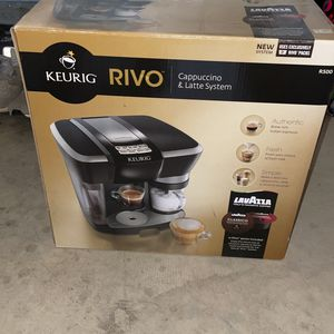 Keurig Rivo ! barely Used for Sale in Commerce, CA