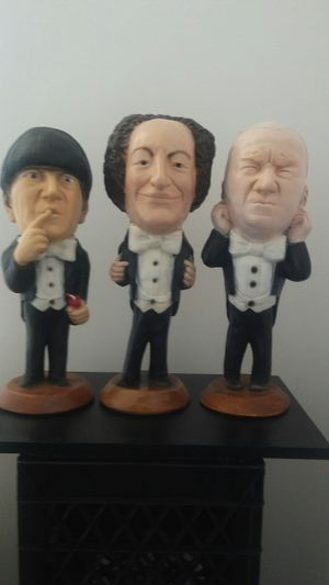Statues Esco Three Stooges for Sale in Boca Raton, FL