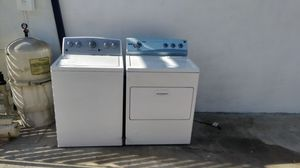 Kenmore Washer and dryer for Sale in San Bernardino, CA