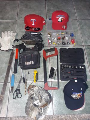 Variety items used $25 for all for Sale in Houston, TX