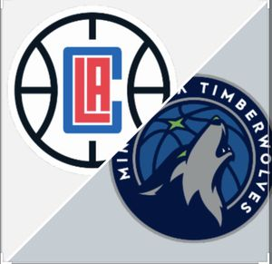 LA Clippers Dec 13th - Qty 2. Section 112 Row H Seats 13,14 for Sale in Minneapolis, MN