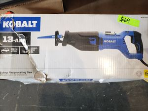 Kobalt 13-Amp Reciprocating Saw for Sale in Lutz, FL