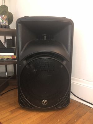 SRM450 DJ speaker with Aux input for Sale in Miami, FL