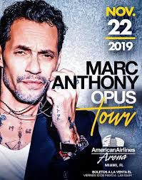 2 Tickets Marc Anthony 11/22/19 section 112! for Sale in Pembroke Pines, FL