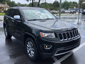 2014 Jeep Grand Cherokee for Sale in Tampa, FL