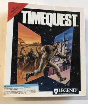 TimeQuest Big Box PC Game for Sale in Fountain Valley, CA