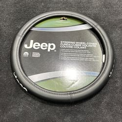 Jeep Steering Wheel Cover for Sale in Costa Mesa,  CA